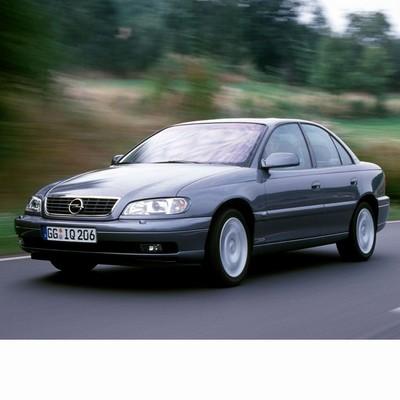 Autó izzók halogén izzóval szerelt Opel Omega B (1999-2003)-hez