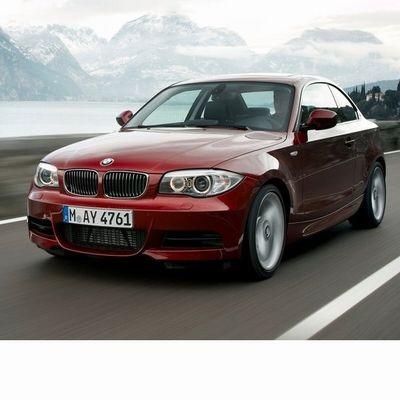 Autó izzók halogén izzóval szerelt BMW 1 Coupe (2011-2013)-hoz
