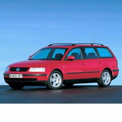 For Volkswagen Passat Variant B5 (1996-2001) with Halogen Lamps
