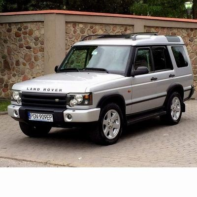 For Land Rover Discovery (1998-2004) with Two Halogen Lamps
