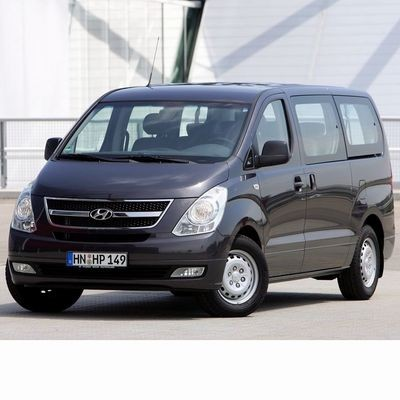 For Hyundai H1 Starex after 2008 with Halogen Lamps