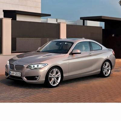 Autó izzók a 2013 utáni halogén izzóval szerelt BMW 2 Coupe-hoz