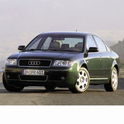 For Audi A6s (2002-2004) with Halogen Lamps