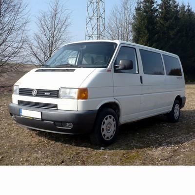 Autó izzók halogén izzóval szerelt Volkswagen Transporter T4 (1990-2003)-hez