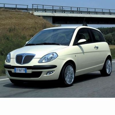 For Lancia Ypsilon (2003-2011) with Halogen Lamps