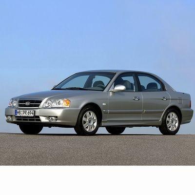 Autó izzók halogén izzóval szerelt Kia Magentis (2001-2006)-hez