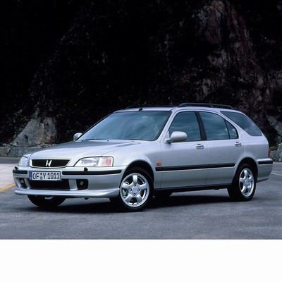 Autó izzók halogén izzóval szerelt Honda Civic Kombi (1998-2001)-hoz