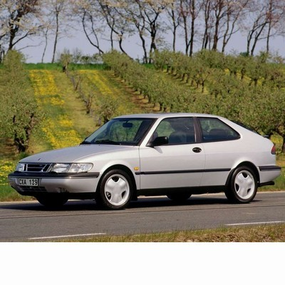 For Saab 900 (1993-1998) with Halogen Lamps