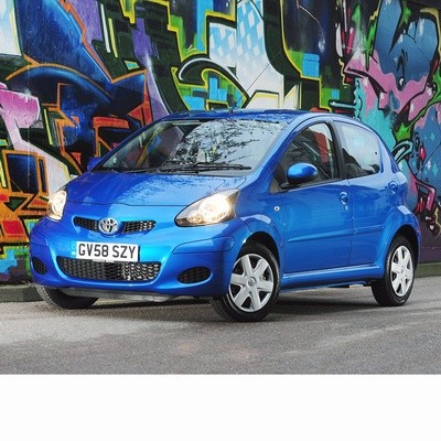 For Toyota Aygo (2005-2014) with Halogen Lamps