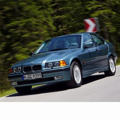 For BMW 3 (1994-1998) with Halogen Lamps