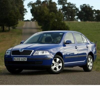 Autó izzók xenon izzóval szerelt Skoda Octavia (2004-2008)-hoz