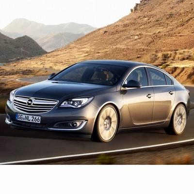 Autó izzók a 2014 utáni halogén izzóval szerelt Opel Insignia-hoz