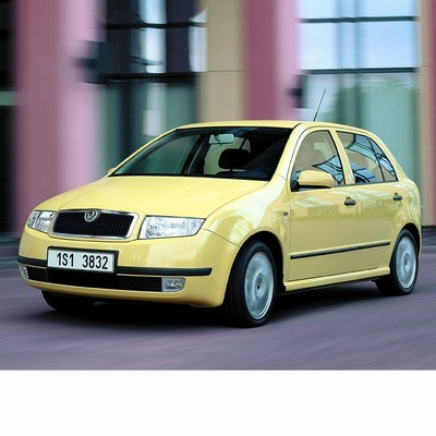 For Skoda Fabia (1999-2004) with Halogen Lamps