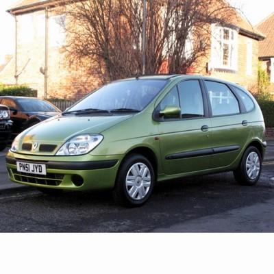 Autó izzók halogén izzóval szerelt Renault Scenic (1999-2003)-hez