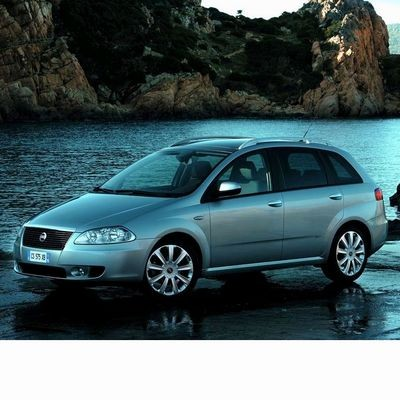 For Fiat Croma (2005-2007) with Halogen Lamps