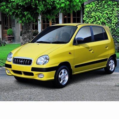 Autó izzók halogén izzóval szerelt Hyundai Atos (1998-2003)-hoz