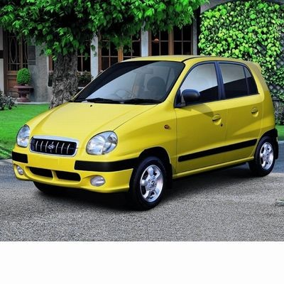 For Hyundai Atos (1998-2003) with Halogen Lamps