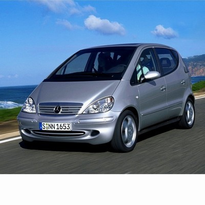 For Mercedes A (2001-2004) with Halogen Lamps