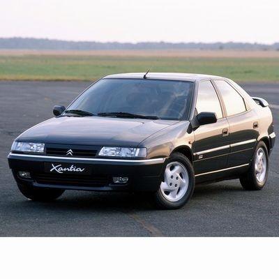 Autó izzók halogén izzóval szerelt Citroen Xantia (1993-1998)-hoz