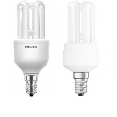 Straight Compact Fluorescent Lamps