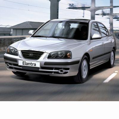 Autó izzók halogén izzóval szerelt Hyundai Elantra (2000-2006)-hoz
