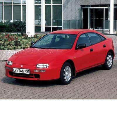 Autó izzók halogén izzóval szerelt  Mazda 323 F (1994-1998)-hez