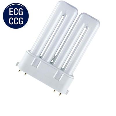 4pin-2U TC-F kompakt fénycső (2G10)