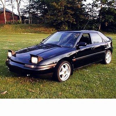 Mazda 323 F (1989-1994) autó izzó