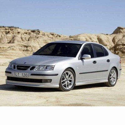 For Saab 9-3 (2003-2008) with Halogen Lamps