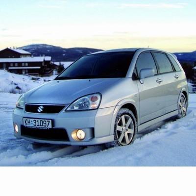 Autó izzók halogén izzóval szerelt Suzuki Liana (2001-2007)-hoz