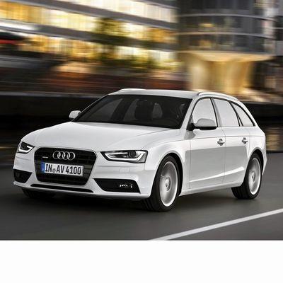 Autó izzók a 2013 utáni bi-xenon fényszóróval szerelt Audi A4 Avant (8K5)-hoz