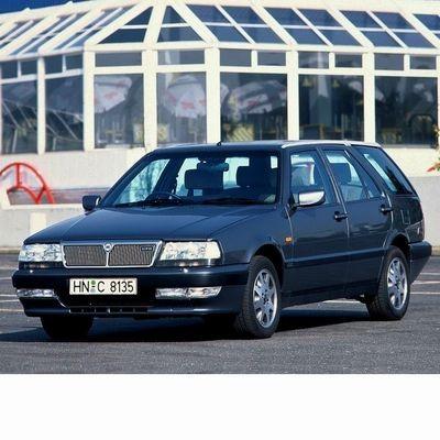 Autó izzók halogén izzóval szerelt Lancia Kappa SW (1996-2001)-hez