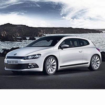 Autó izzók a 2008 utáni halogén izzóval szerelt Volkswagen Scirocco-hoz