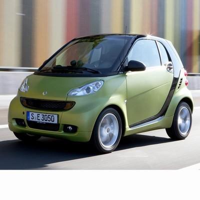 Smart Fortwo (2007-2014) autó izzó